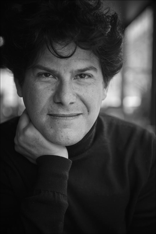 Sébastien Fournier Portrait
